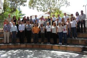 ULTRAPLACAD team at KOM